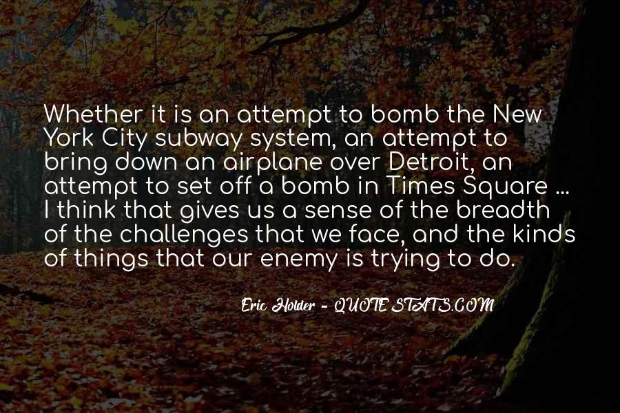 Eric Holder Quotes #1341000
