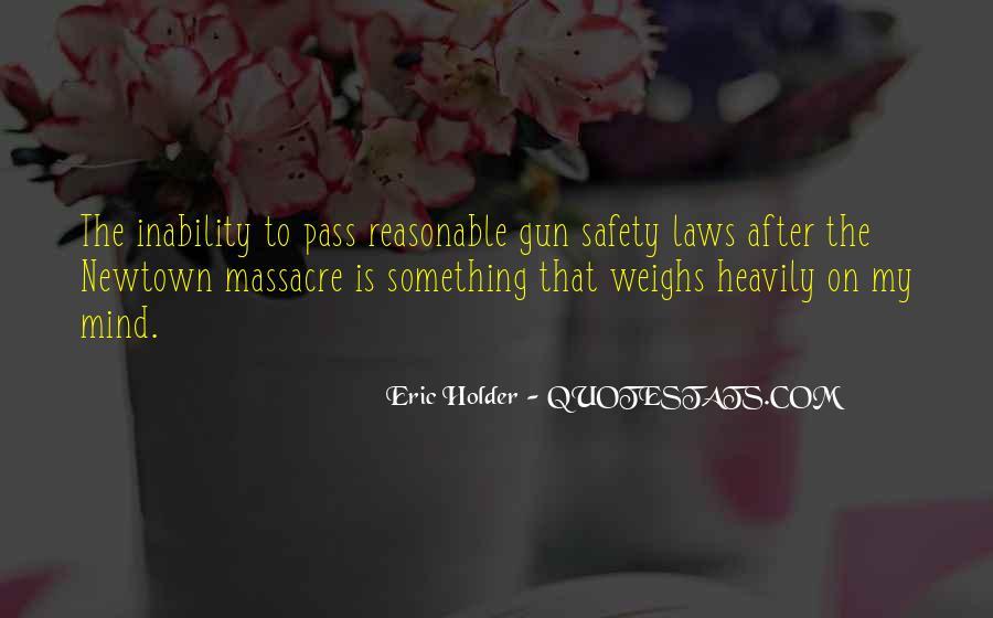 Eric Holder Quotes #142231
