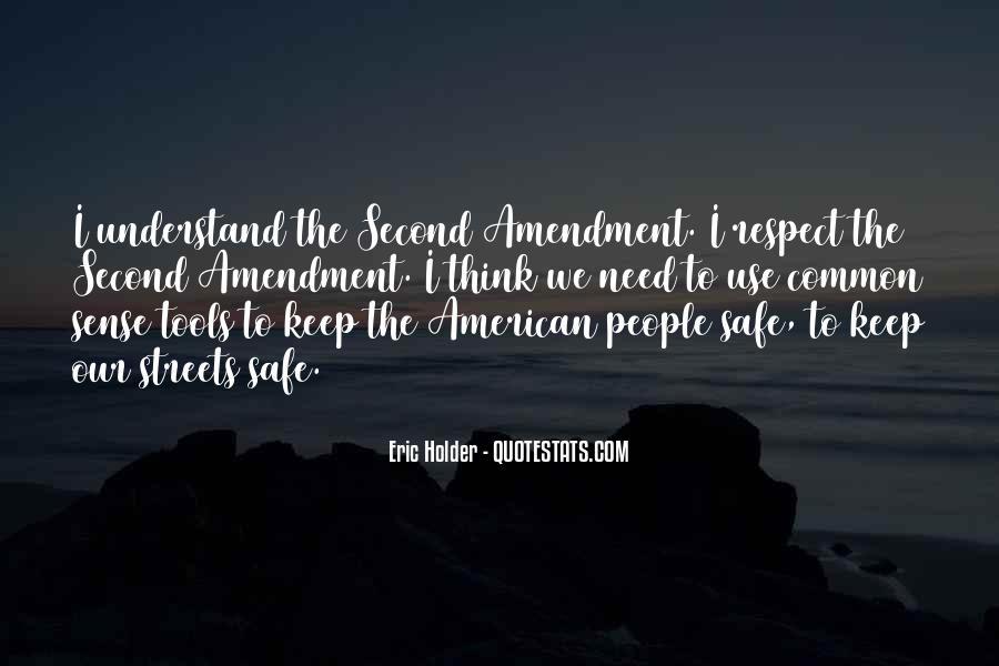 Eric Holder Quotes #1665280