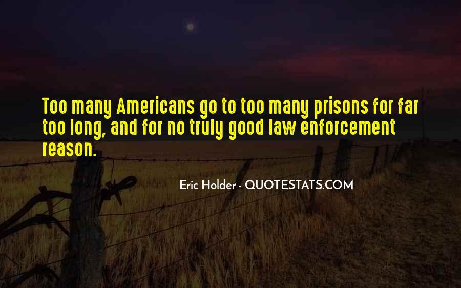 Eric Holder Quotes #1675323
