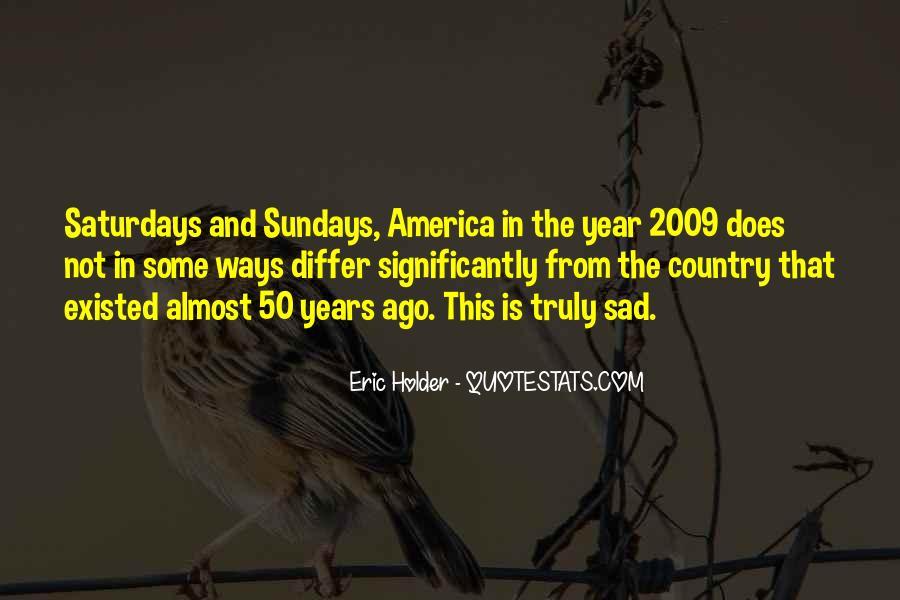 Eric Holder Quotes #1728333