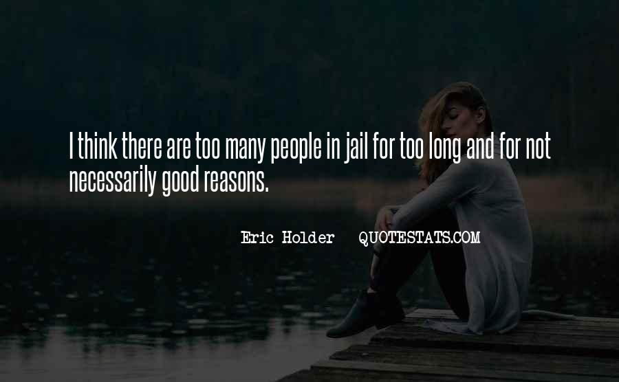 Eric Holder Quotes #1777128