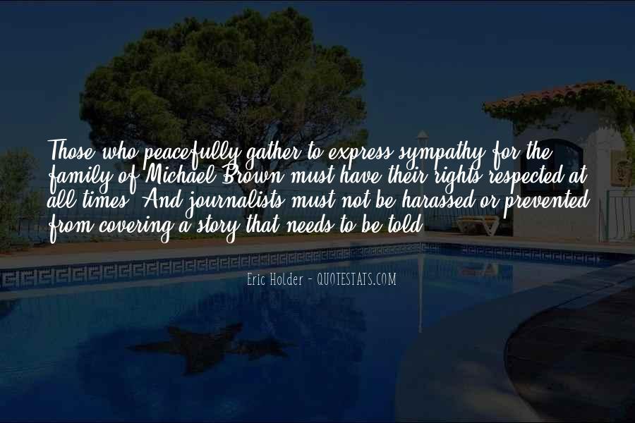 Eric Holder Quotes #1777950