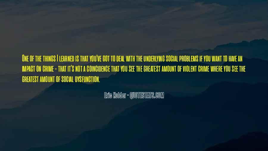 Eric Holder Quotes #1815213