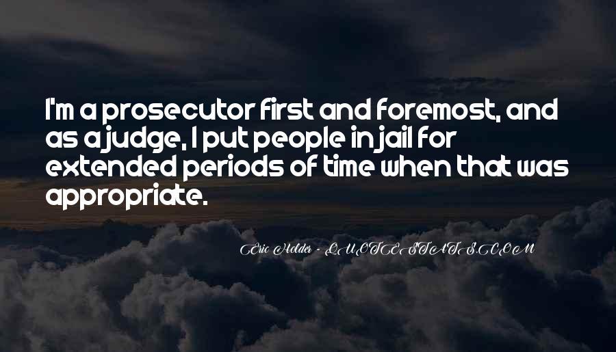 Eric Holder Quotes #1823520