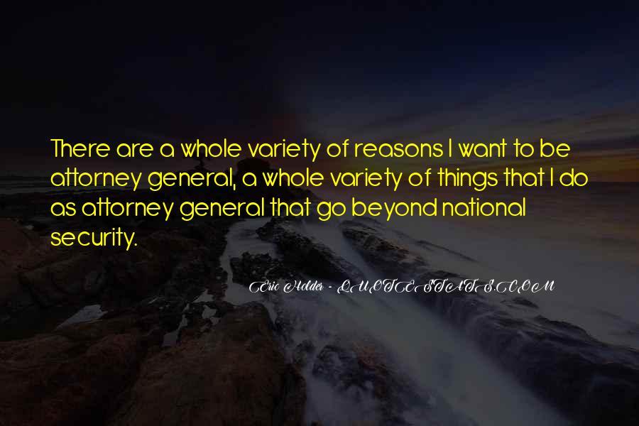 Eric Holder Quotes #332231