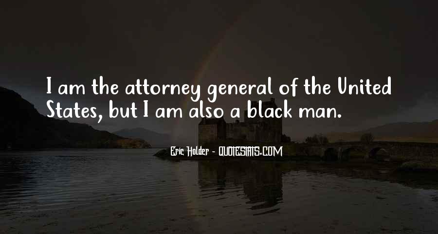 Eric Holder Quotes #360330