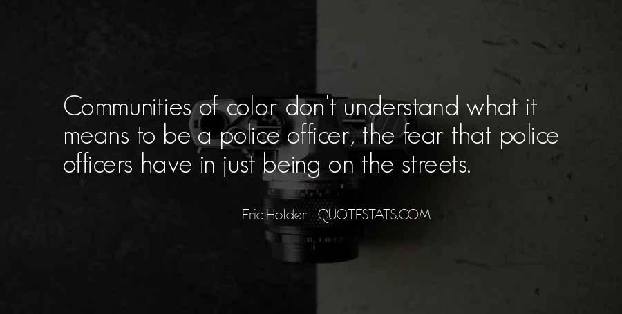 Eric Holder Quotes #428804