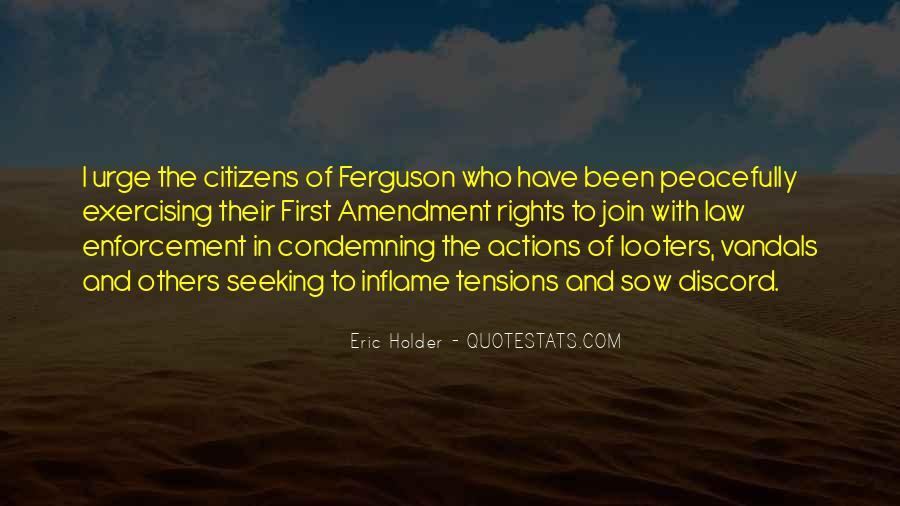 Eric Holder Quotes #523511