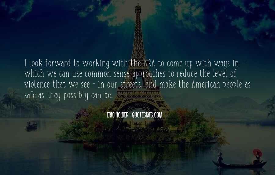 Eric Holder Quotes #644338