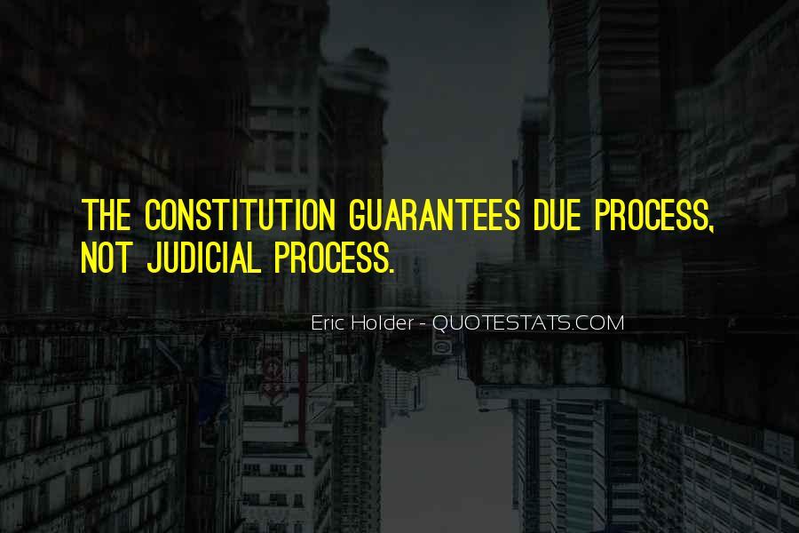 Eric Holder Quotes #674491