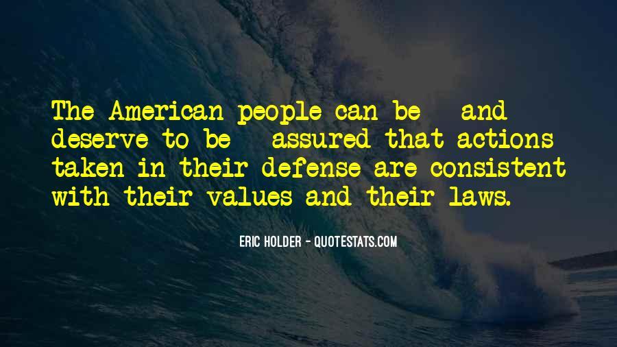 Eric Holder Quotes #835897