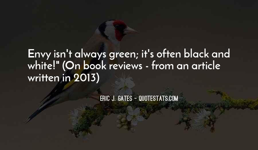 Eric J. Gates Quotes #1422010