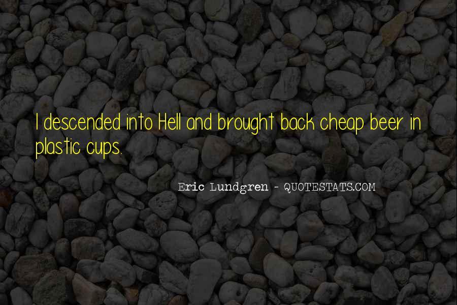 Eric Lundgren Quotes #784339