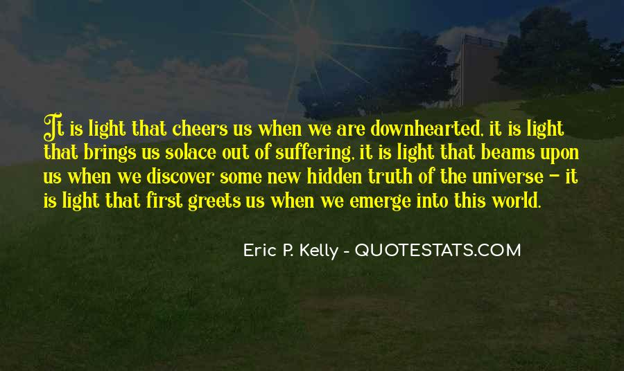 Eric P. Kelly Quotes #89088