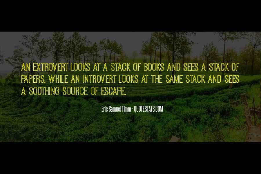 Eric Samuel Timm Quotes #176847