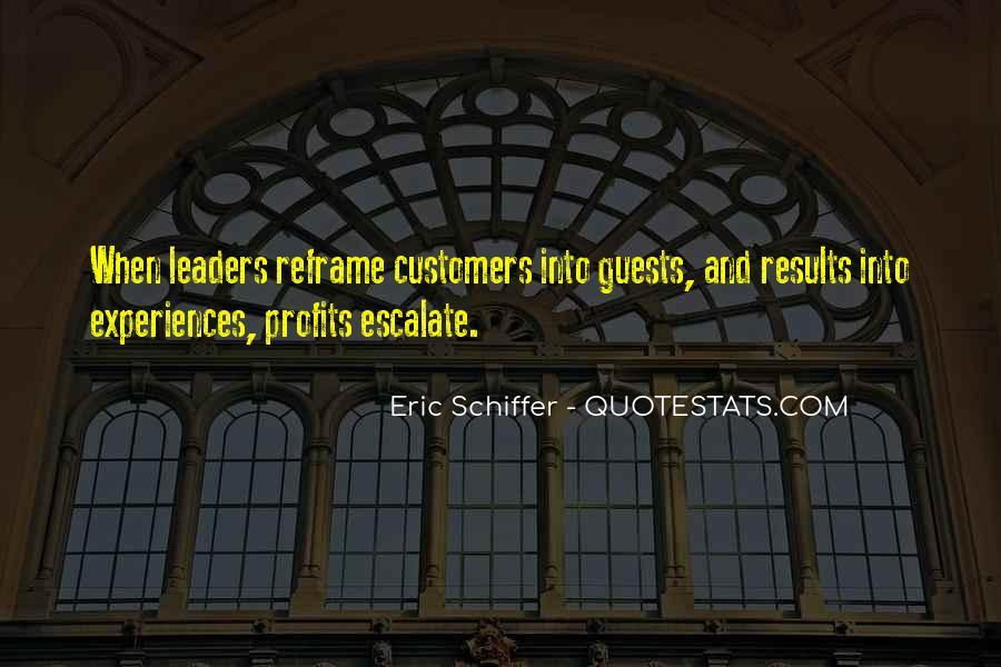 Eric Schiffer Quotes #55803