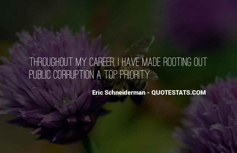 Eric Schneiderman Quotes #1080237