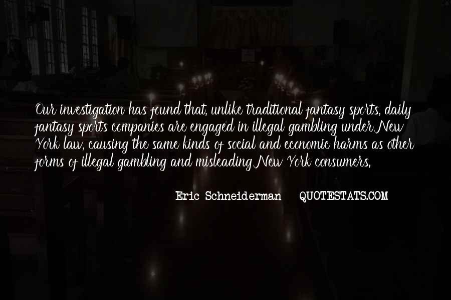 Eric Schneiderman Quotes #1218179