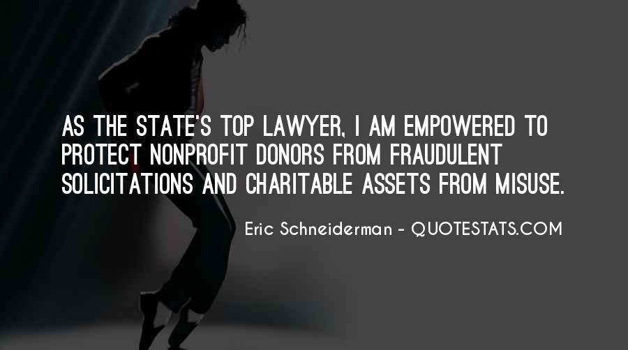 Eric Schneiderman Quotes #1323233