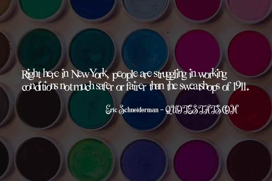 Eric Schneiderman Quotes #1424879