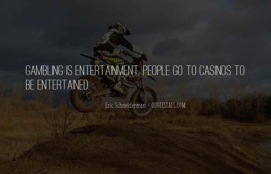 Eric Schneiderman Quotes #1552653
