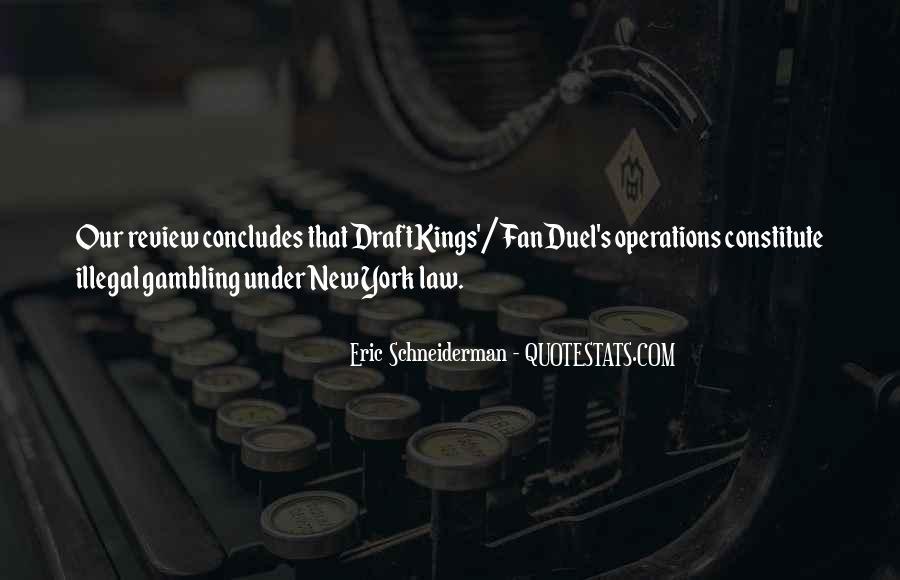 Eric Schneiderman Quotes #1796313