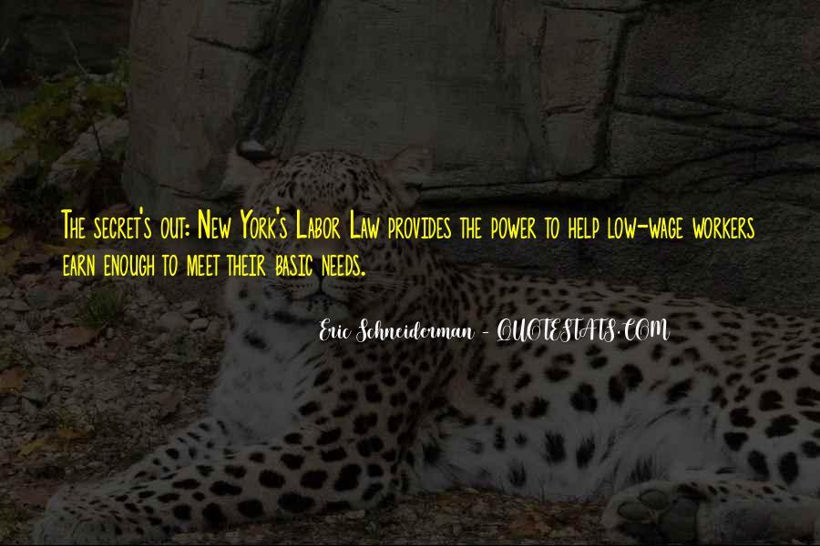 Eric Schneiderman Quotes #1872770