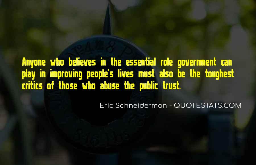 Eric Schneiderman Quotes #34428