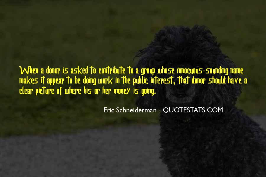 Eric Schneiderman Quotes #54308