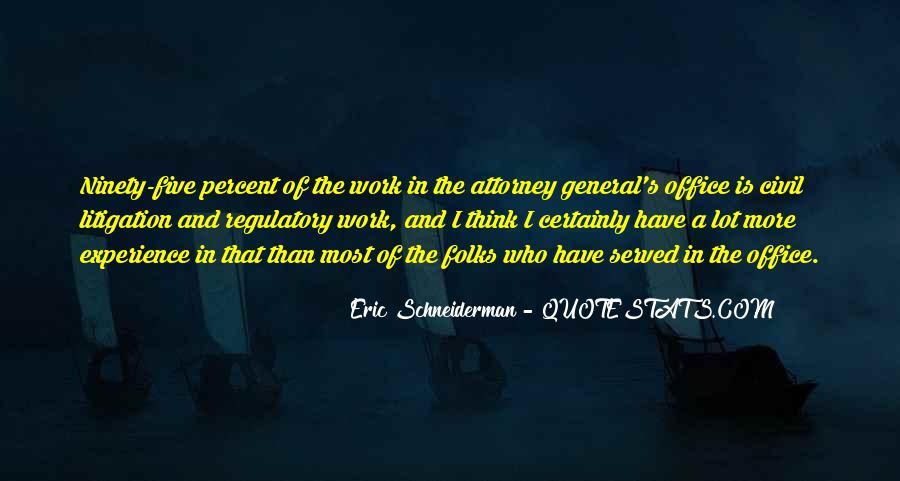 Eric Schneiderman Quotes #569342