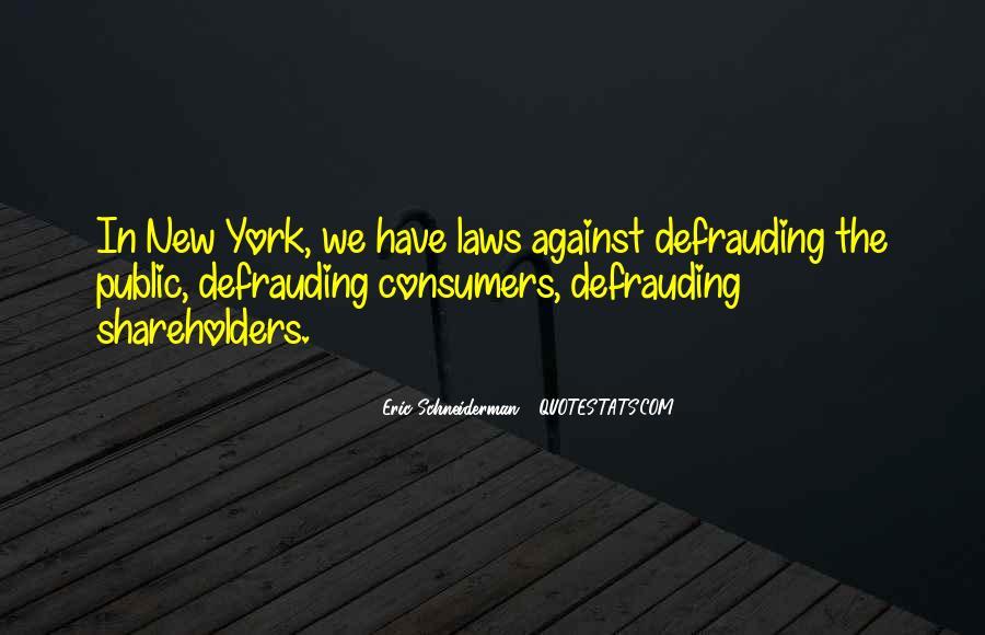Eric Schneiderman Quotes #638484