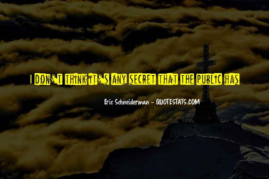 Eric Schneiderman Quotes #833574