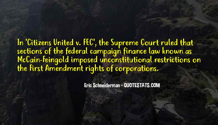 Eric Schneiderman Quotes #868322