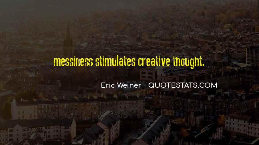 Eric Weiner Quotes #1473890