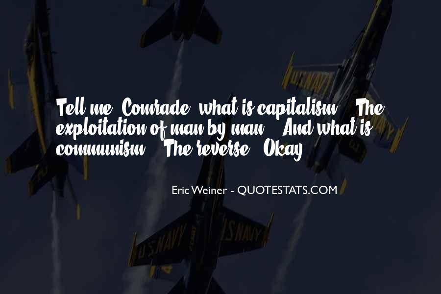 Eric Weiner Quotes #1787097