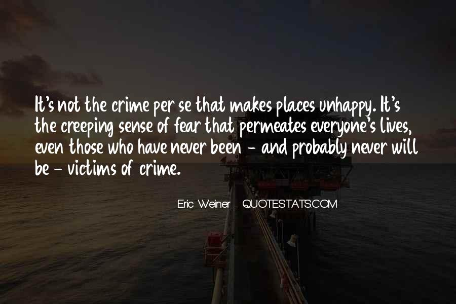 Eric Weiner Quotes #178931