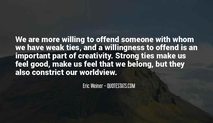 Eric Weiner Quotes #1790869