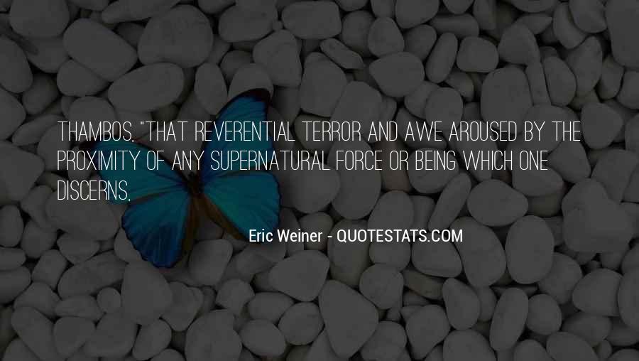 Eric Weiner Quotes #1832987