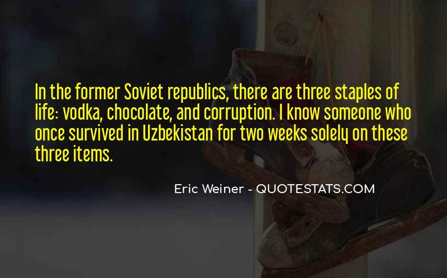 Eric Weiner Quotes #1840884
