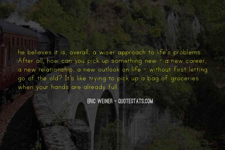 Eric Weiner Quotes #1860704