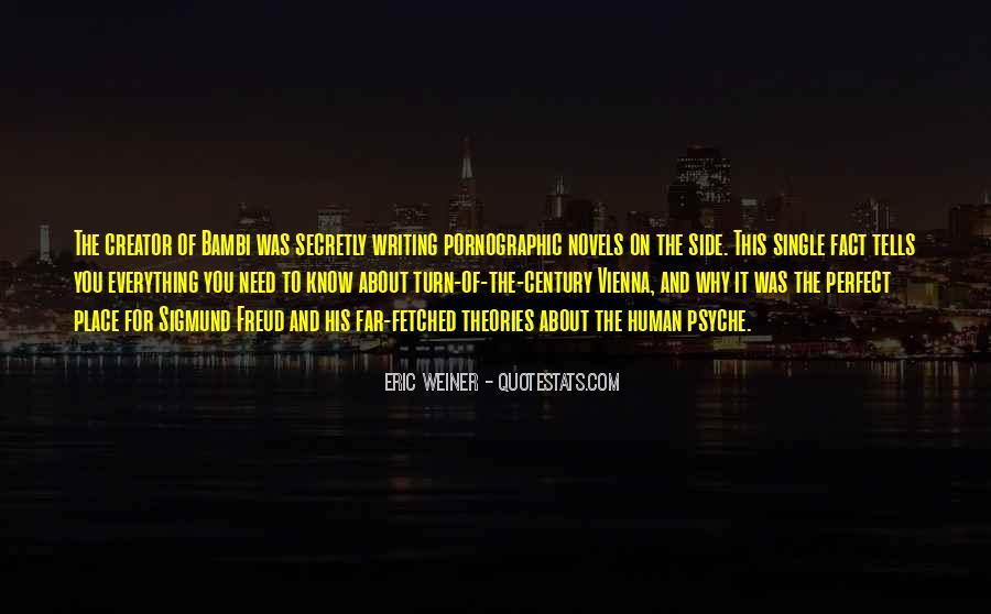 Eric Weiner Quotes #197040