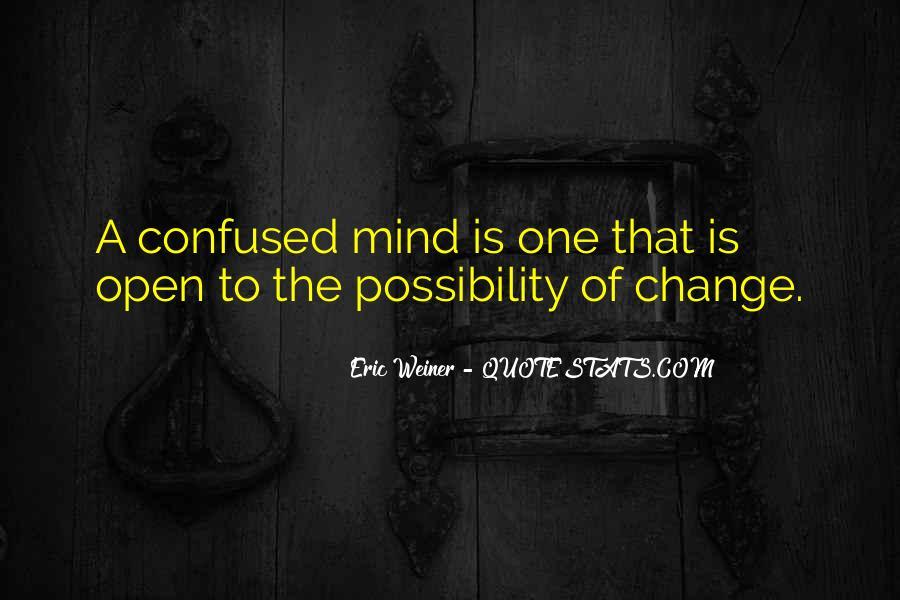 Eric Weiner Quotes #236016