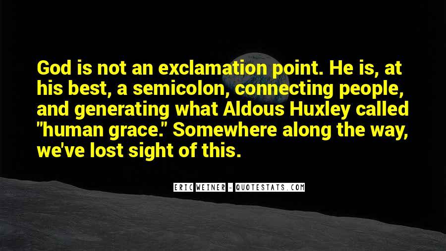 Eric Weiner Quotes #243498
