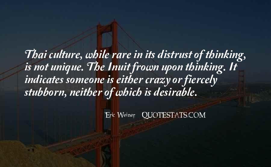Eric Weiner Quotes #335897