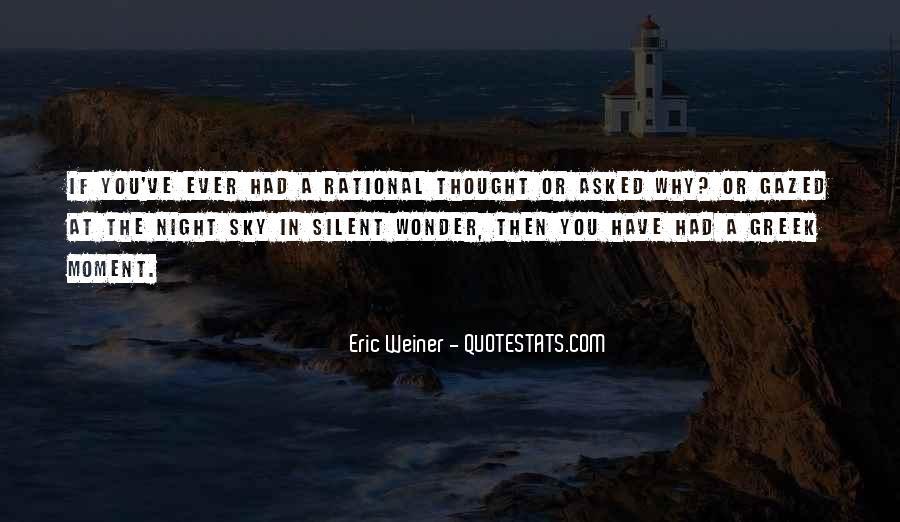 Eric Weiner Quotes #568871