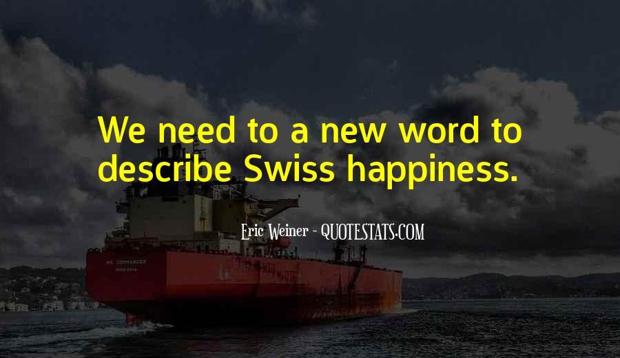 Eric Weiner Quotes #61338
