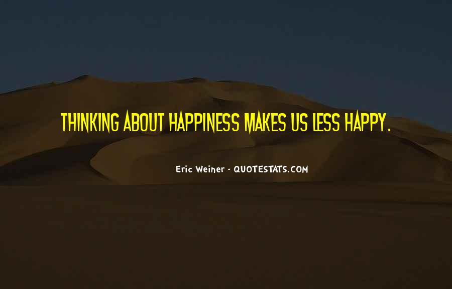 Eric Weiner Quotes #626928