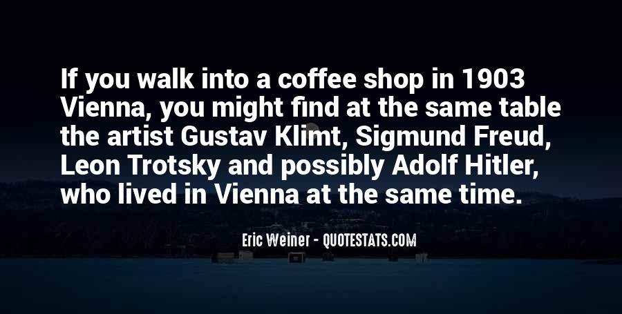 Eric Weiner Quotes #637727