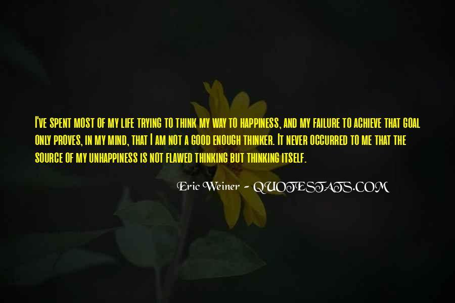 Eric Weiner Quotes #686360